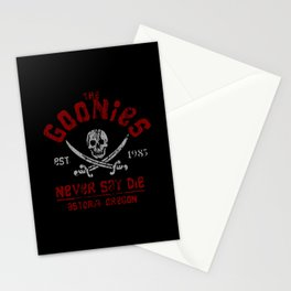 The Goonies - Never Say Die Stationery Cards