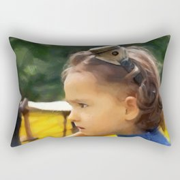 AVIATRIX Rectangular Pillow
