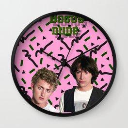 Bogus dude Wall Clock