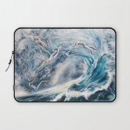 Spirits of the Sea Laptop Sleeve