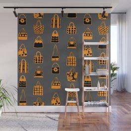 Handbag Heaven Wall Mural