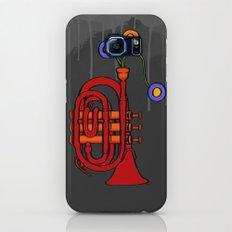 Happy to see my pocket trumpet Slim Case Galaxy S6