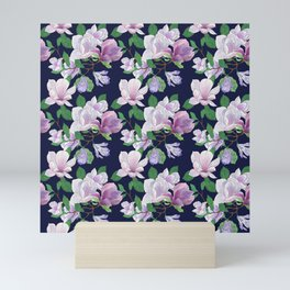 Magnolia Floral Frenzy Mini Art Print