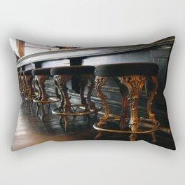 The Lonely Bartender Rectangular Pillow