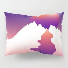 Spilt moon Pillow Sham