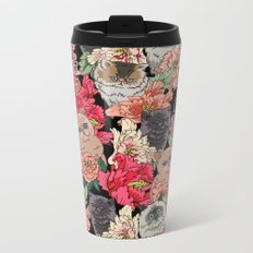 Because Cats Metal Travel Mug