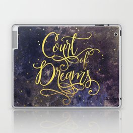 Court of Dreams Laptop & iPad Skin