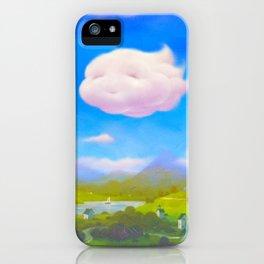 Cloudia iPhone Case