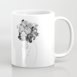 Flowers in my head Coffee Mug