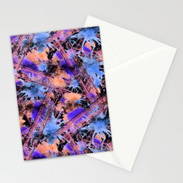 Abstract pattern. Stationery Cards