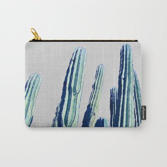 Cactus #society6 Decor #fashion #lifetsyle Carry-All Pouch