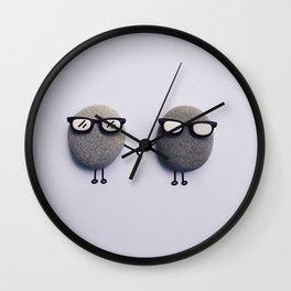 We Rock Wall Clock