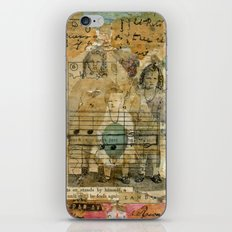 Secret Keepers of the Land iPhone & iPod Skin