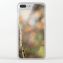 Magic Light Show Clear iPhone Case