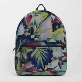 Floral Mix Up Backpack