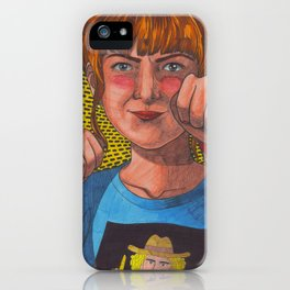 A Shimmer In Your Eye, Son iPhone Case