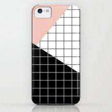 Minimal Geometry iPhone 5c Slim Case