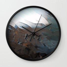 Glass Magic Wall Clock