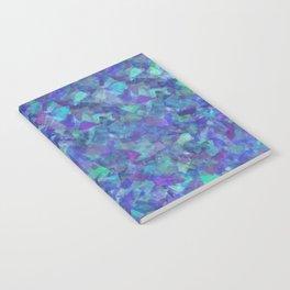 Iridescent Fragments Notebook