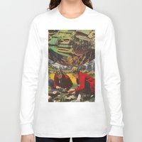 forrest Long Sleeve T-shirts featuring Forrest People by Chris Minielly