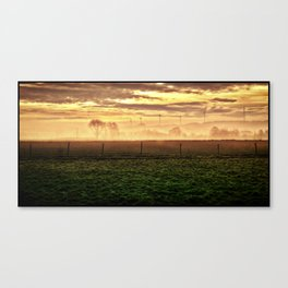 In Harmony Canvas Print