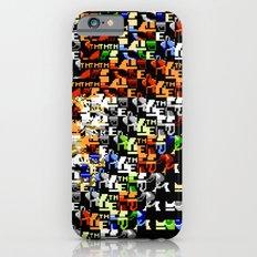 > NES V4 iPhone 6s Slim Case