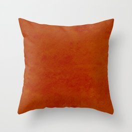 concrete orange brown copper plain texture Deko-Kissen
