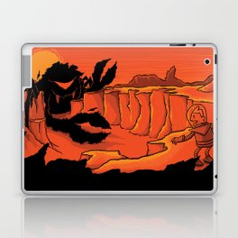 The Beast of Shadow Valley Laptop & iPad Skin