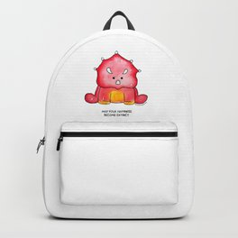 Trudy the Triceratops Backpack