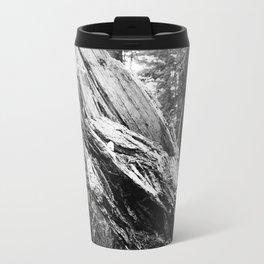 Torn Tree Metal Travel Mug
