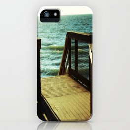Seaside Dreaming iPhone Case