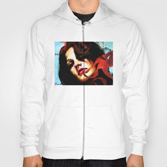 out of the light Hoody
