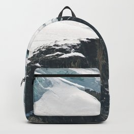 Climate change is as close as you can see Backpack
