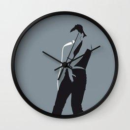 No077 MY Nelly Furtado Minimal Music poster Wall Clock