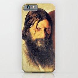 Grigori Rasputin iPhone Case