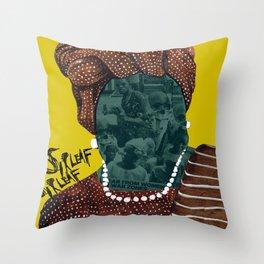 Liberia Throw Pillow