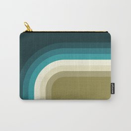 Graphic 876 // Cool & Drab Bend Carry-All Pouch