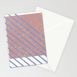 naive texture 4 Stationery Cards