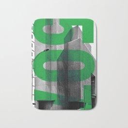 507 Green Bath Mat