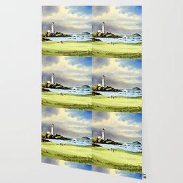 Turnberry Golf Course Scotland 10th Green Wallpaper