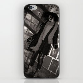 turning point iPhone Skin