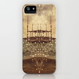 Imagination Island iPhone Case