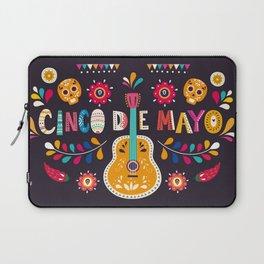Cinco de Mayo – Guitar Laptop Sleeve