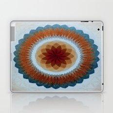 Toroidal Floral (ANALOG zine) Laptop & iPad Skin