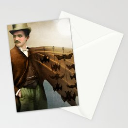 The Salesman Stationery Cards