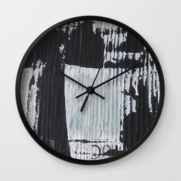 No.84 California Minimal Wall Clock