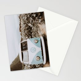 van life v Stationery Cards