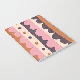 Rick Rack Candy Notebook