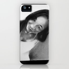 Madison-Curiosity iPhone Case