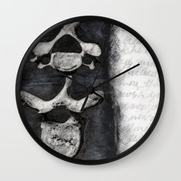 backbone Wall Clock